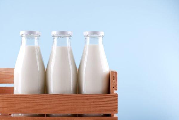tipos de leite - leite semidesnatado