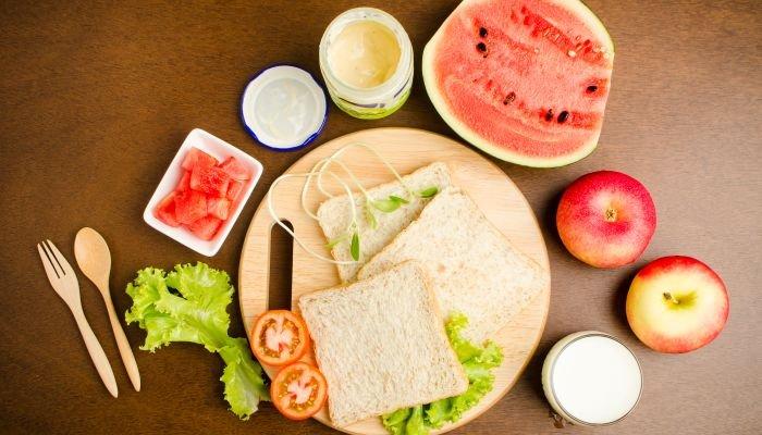 alimentação pré treino - carboidratos