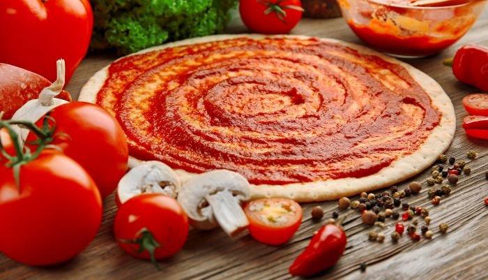 dia da pizza - receita