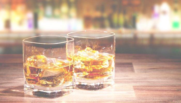 dia do amigo - whisky