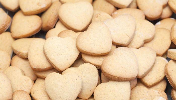 receitas com pão - biscoito de pão
