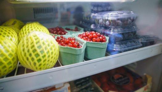 Aprenda a guardar frutas e verduras na sua casa!