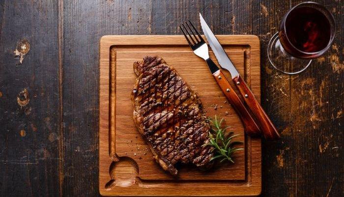 harmonização de vinhos e carne - carne vermelha