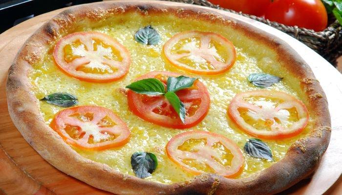 harmonização de vinhos pizza marguerita
