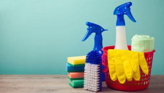 Torne a limpeza da casa mais eficiente. Veja dicas imperdíveis!