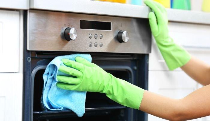 limpeza da casa - cozinha