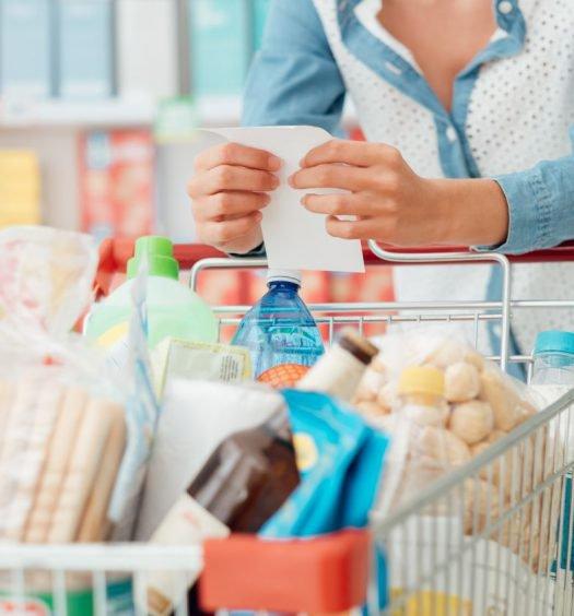 lista de supermercado - capa