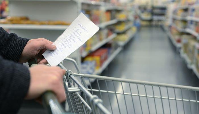 lista de supermercado - compra