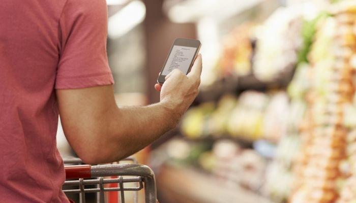 lista de supermercado - corpo