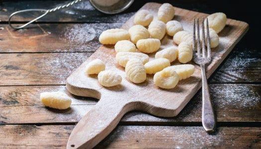 [Receita] Massa de nhoque de batata