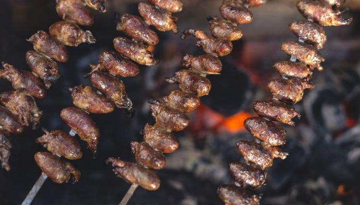 melhores carnes para churrasco - coração