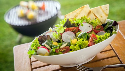 Quer servir saladas para acompanhar o churrasco? Confira essas dicas!