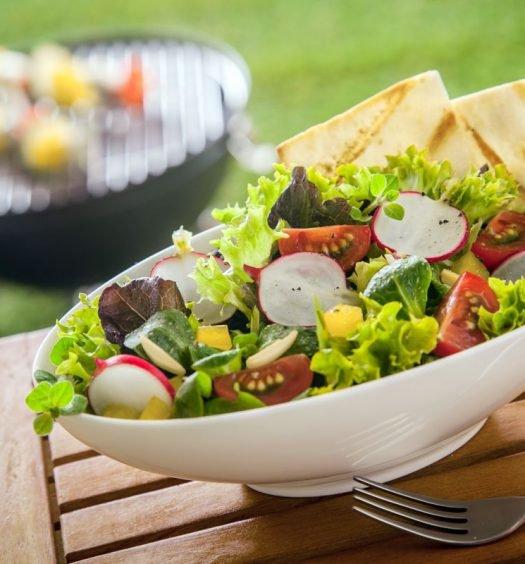 saladas para acompanhar o churrasco - capa