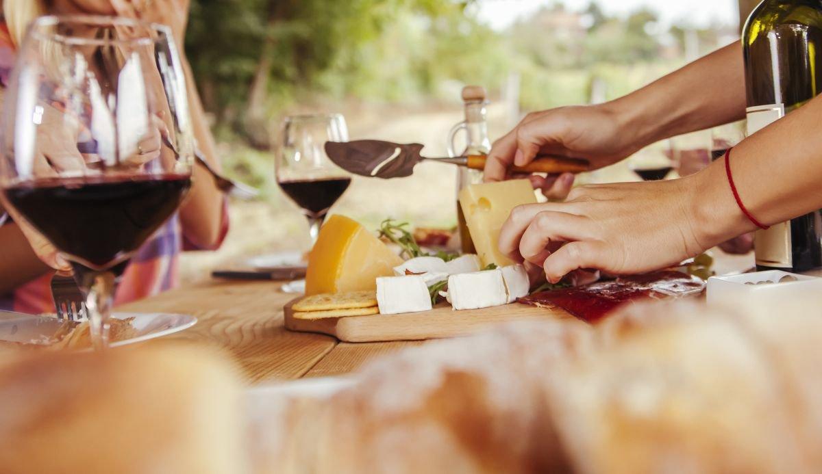 tipos de queijo vinho - capa