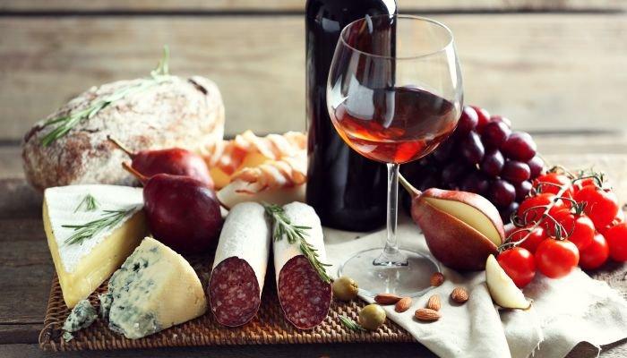 vinhos europeus - italia