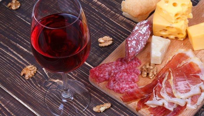 vinhos tintos - harmonização