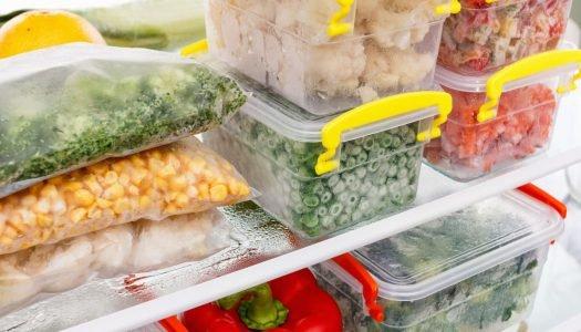 Alimentos congelados: quais produtos podem ser armazenados em baixa temperatura?