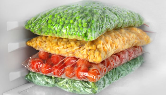 alimentos congelados - produtos