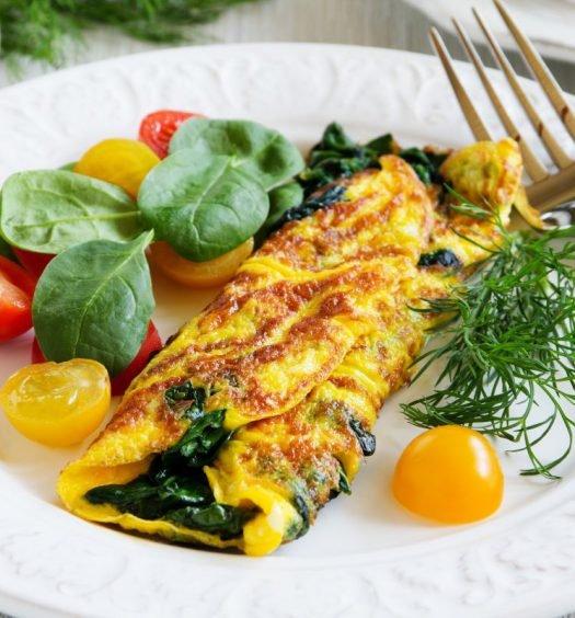 como fazer omelete - capa
