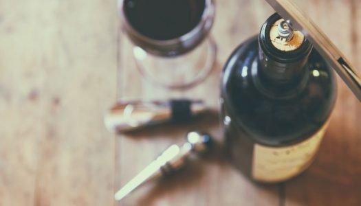 Como conservar um vinho depois de aberto?