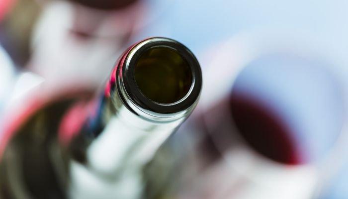 conservar um vinho - gas