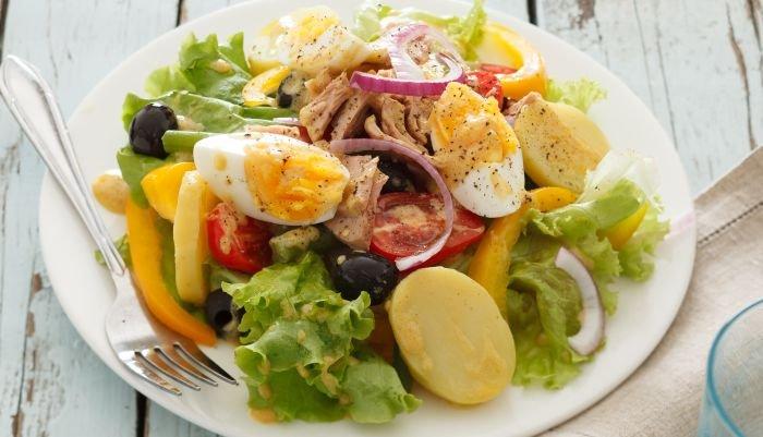 dia dos pais - salada