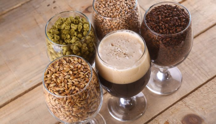 mitos e verdades sobre a cerveja - ingredientes