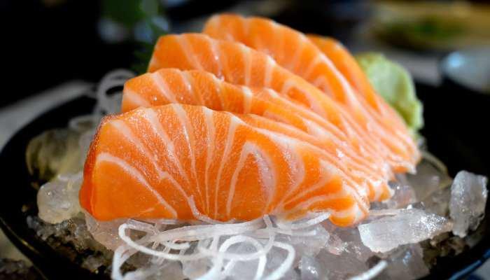 comida japonesa - sushi