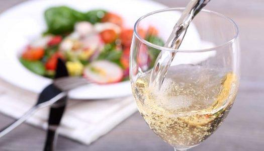 É possível harmonizar vinho com comida vegetariana?