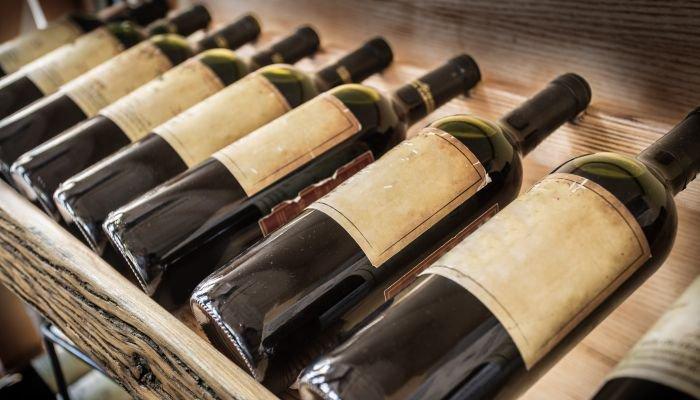 guardar vinhos - umidade