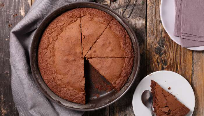 receitas de bolo - chocolate