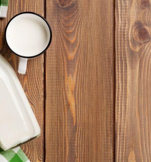 tipos de leite - capa