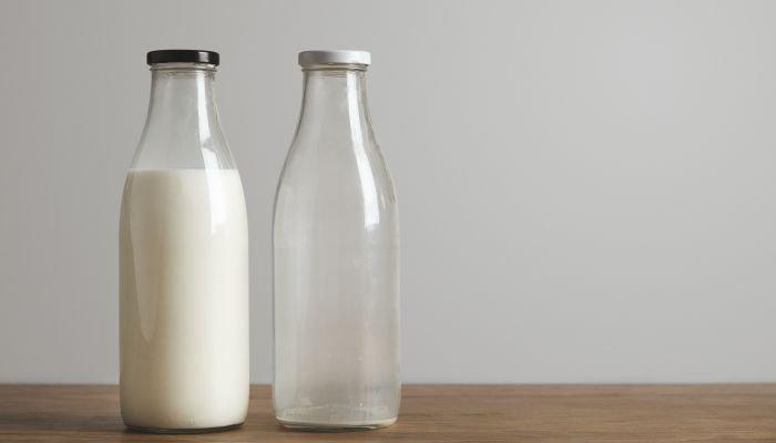 tipos de leite - pasteurizado