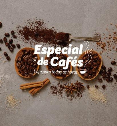 Especial Café - Pão de Açúcar