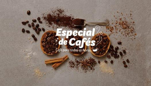 Especial de Cafés