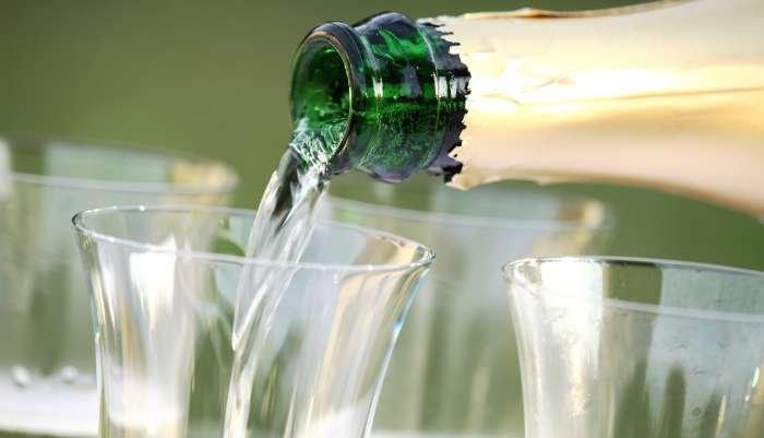 diferença entre frisante, espumante e champagne - características