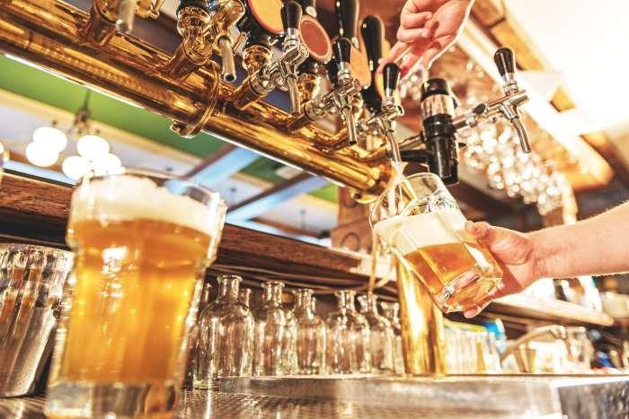 growler para cerveja - chopp