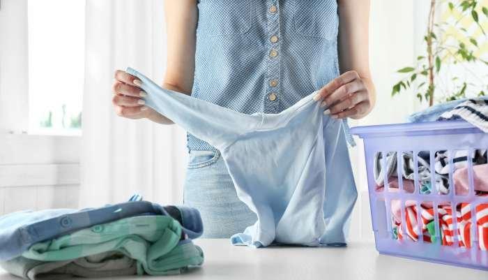 lavar a roupa do bebê - cuidados