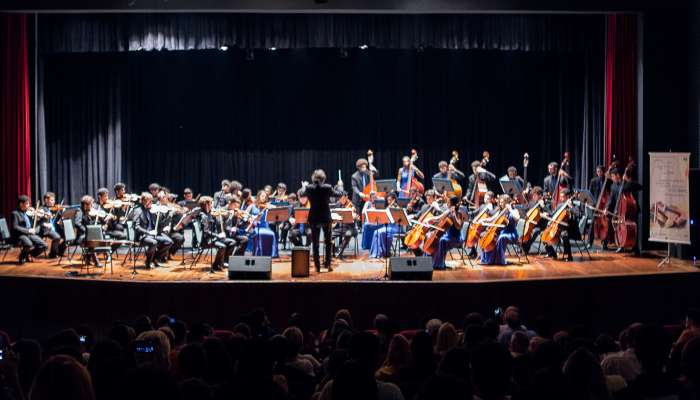 orquestra GPA - texto