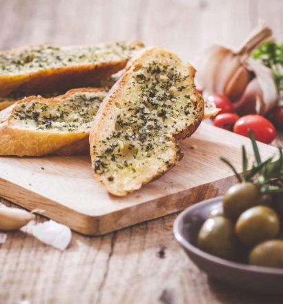 tipos de pão de alho - capa