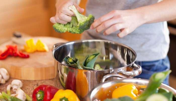 truques de cozinha - vegetais