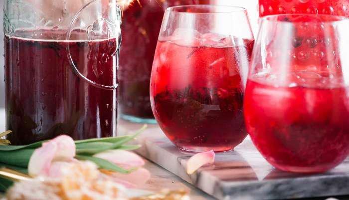 drinks de natal - caipirinha