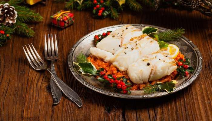 carnes para o natal - bacalhau