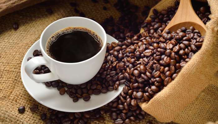 ideias cesta de natal - café