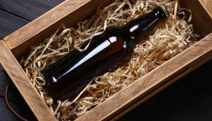 ideias cesta de natal - cerveja