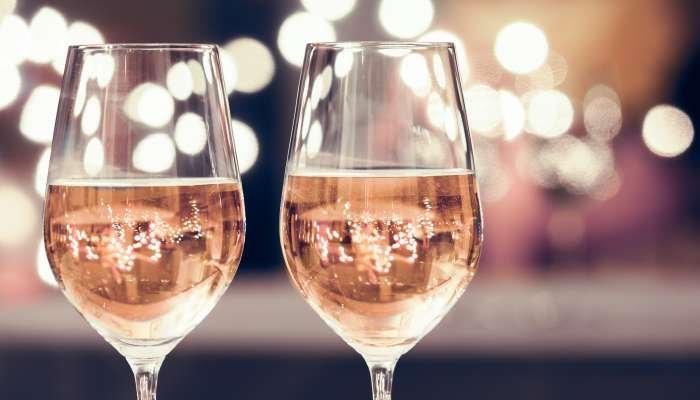 vinho perfeito Natal - rose