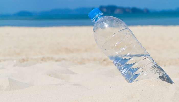 bolsa de praia - água