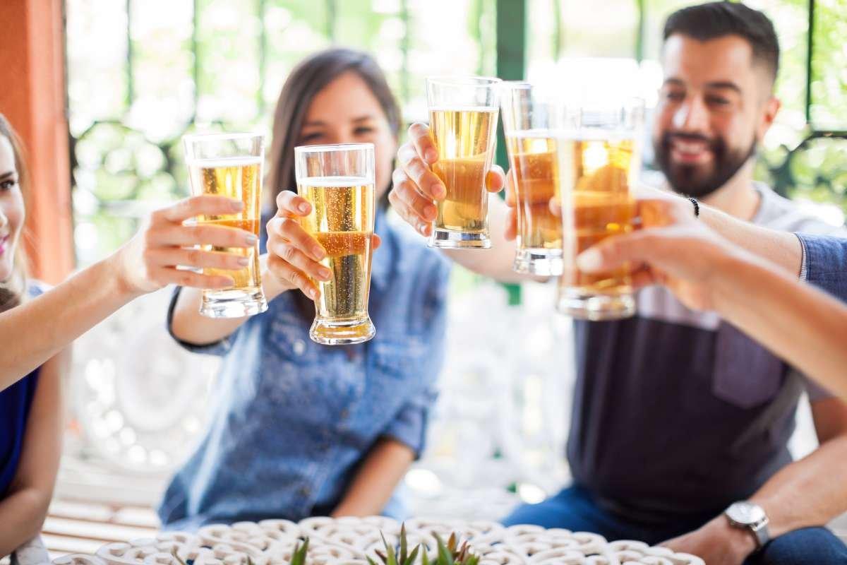 cerveja e churrasco - capa