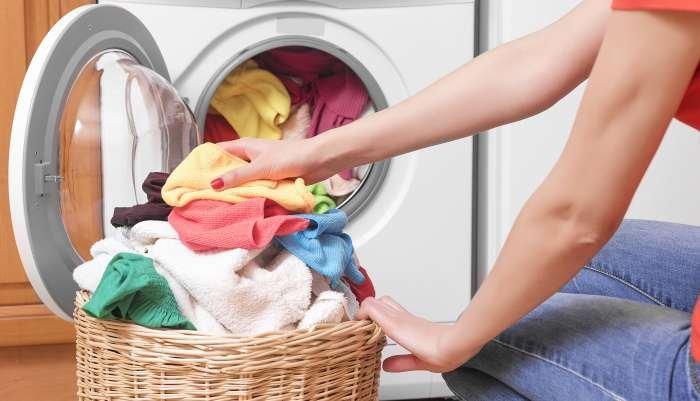 cuidar das roupas - lavar