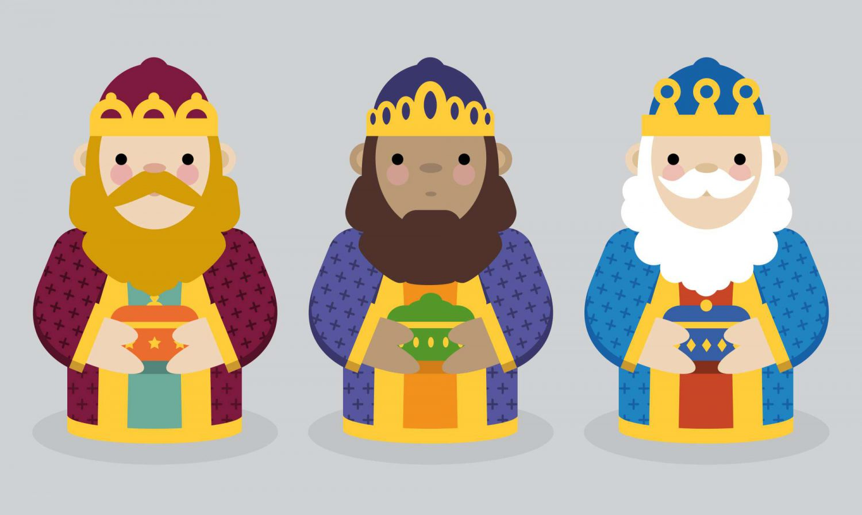dia de reis - capa